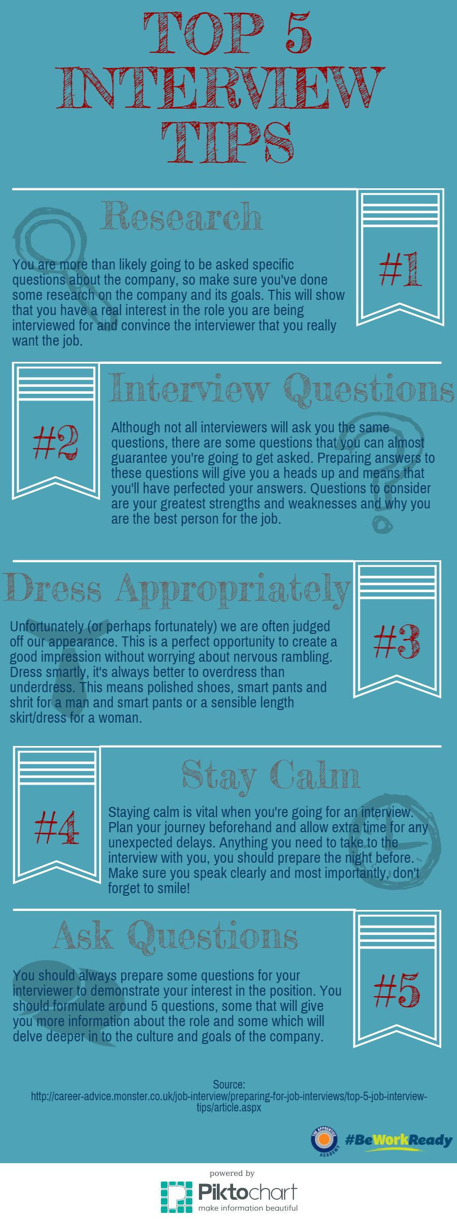 interview tips interview tips