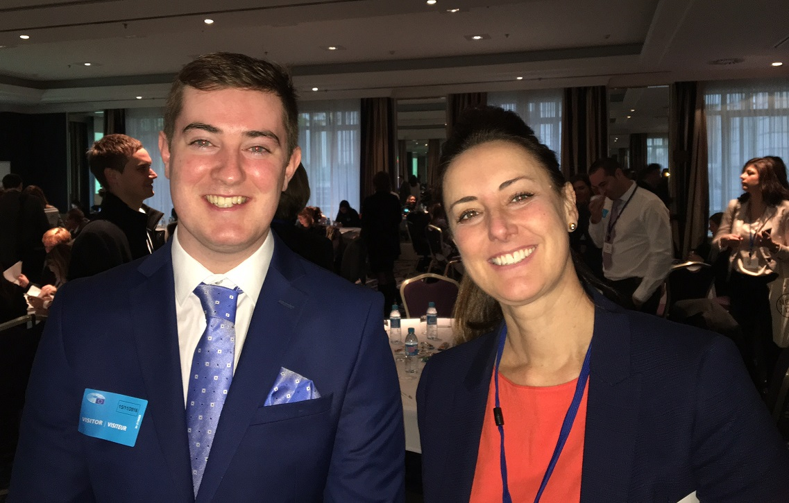 second interview alison bagnall md apprentice academy ali and sam brussels event