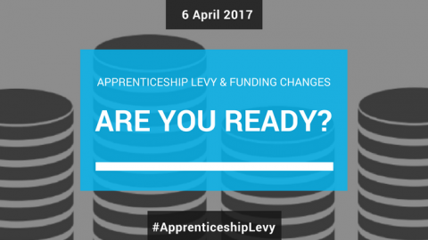 Apprenticeship Levy graphic
