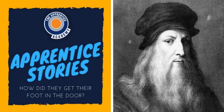 Leonardo Da Vinci Apprentice Story