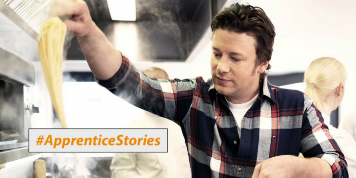 Jamie Oliver Apprentice Stories