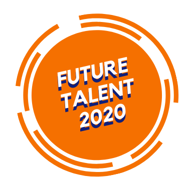 logo for the future talent 2020 period
